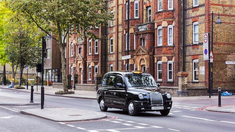 london taxi | signaturreise | firmatur til london