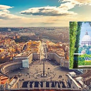 firmatur til roma | gruppereise | signaturreise