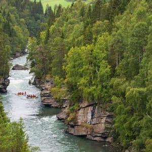 firmatur | aktivitet | rafting | signaturreise