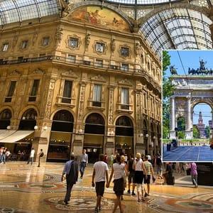 firmatur til italia | Milano |gruppereise | signaturreise