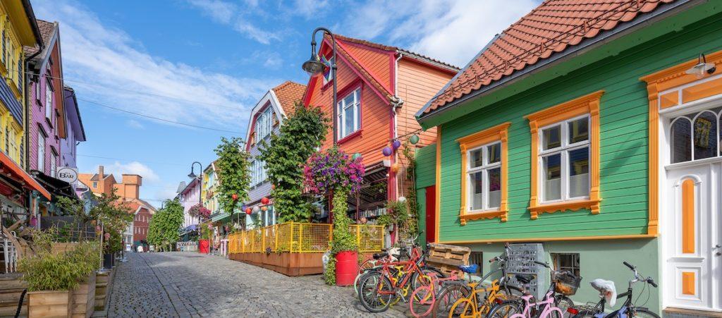 Øvre holms gate  Stavanger  Ting å gjøre