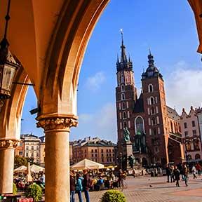krakow |mye for pengene | signaturreise