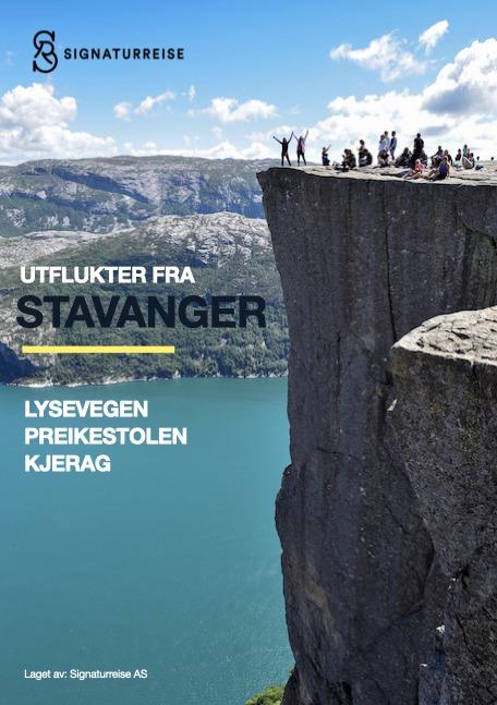 Utflukter fra Stavanger |presentasjon