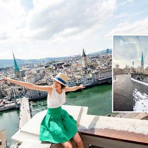 firmatur til Zurich | gruppereise |signaturreise