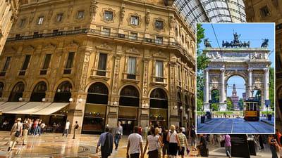 Firmatur Til milano | italia |signaturreise