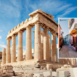 firmatur til Athen |gruppereise | signaturreise