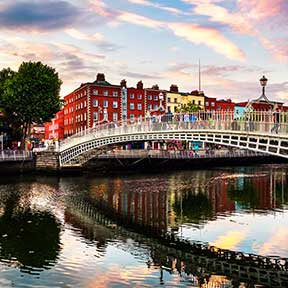 aktivitet | firmatur |pub |quiz |Dublin |signaturreise