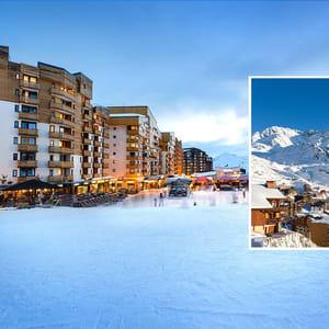 firmatur til alpene |val Thorens |ski | signaturreise
